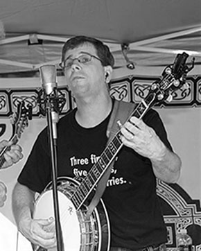 Harry Gambrill - Banjo, Vocals